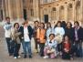 Ausflug Paris Disneyland, April 2003